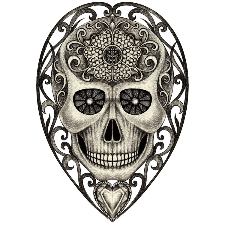 Betty, the Skull