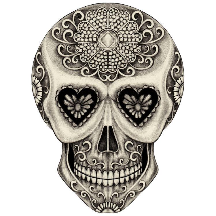 Manny, the Skull