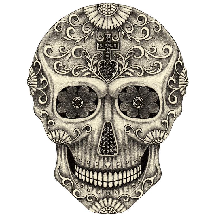 Marlin, the Skull