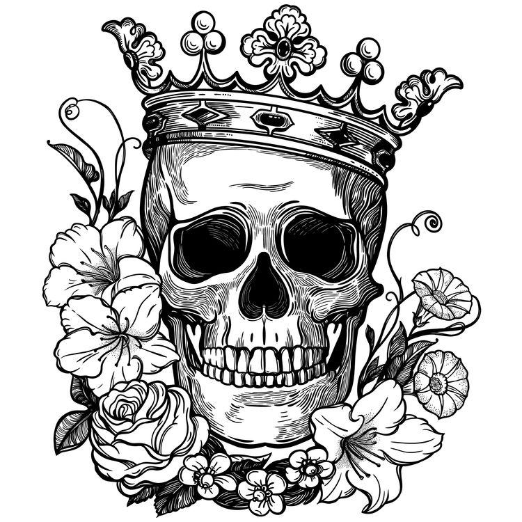 Royal Artur, the Skull