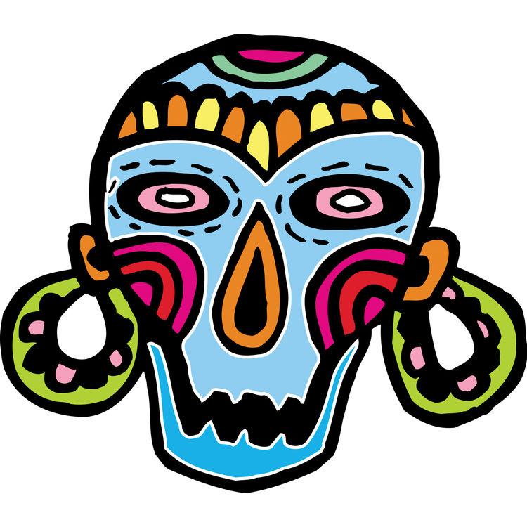 Alejandra, the Skull
