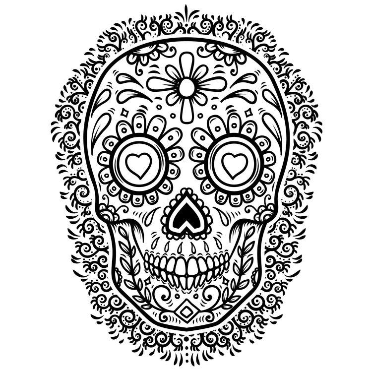 Lucie, the Skull