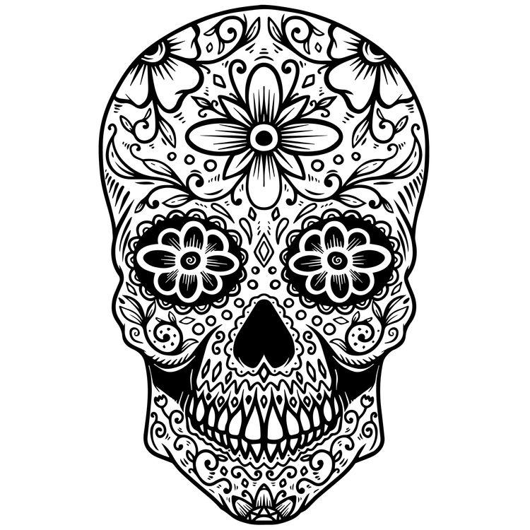 Alicia, the Skull