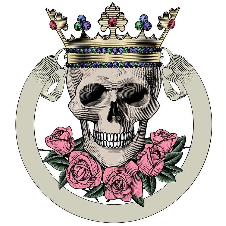Royal Margo, the Skull