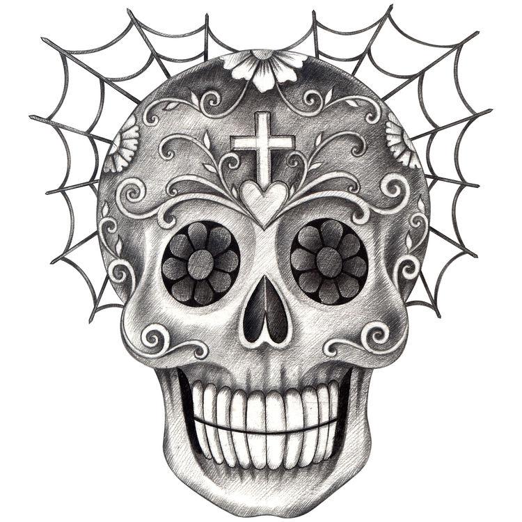 Margo, the Skull