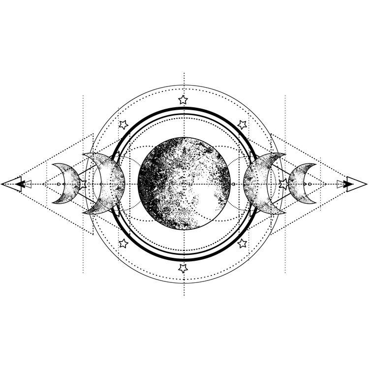 Geometric Moons