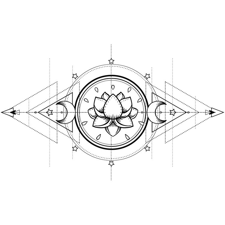 Moon Lotus