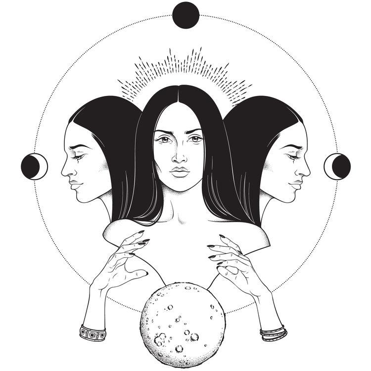 Three Space Sisters