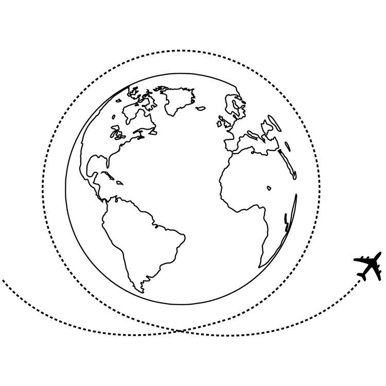 Let's Travel Around the World