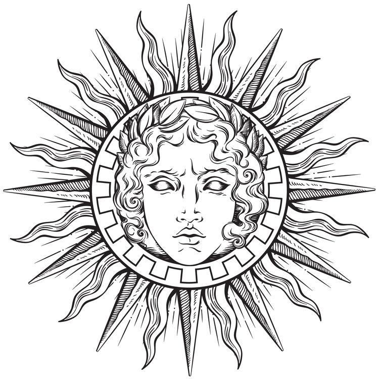 Cleopatra, the Sun