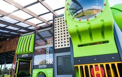 Yarra Valley, Melbourne, Victoria, Playground
