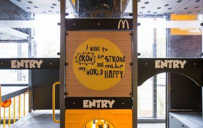 McDonald's Playground NSW