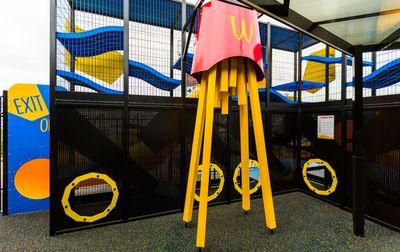 McDonald's QLD Playground