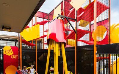 McDonald's Queensland Playground