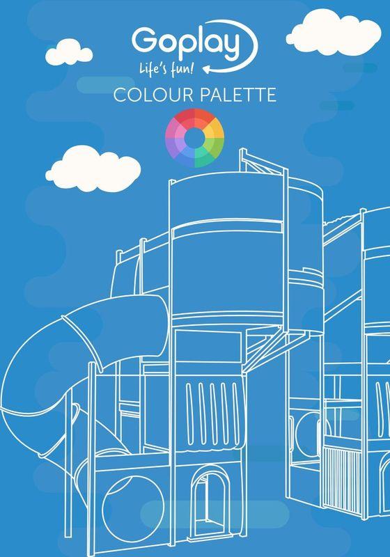 Goplay Colour Palette 2021