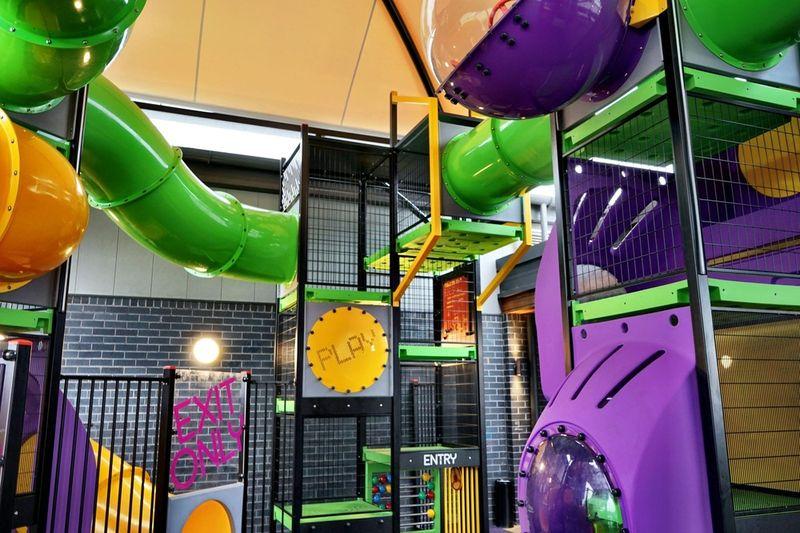 Gregory Hills Hotel Playground Case Study