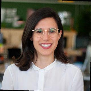 Headshot of Aspasia Daskalopoulou