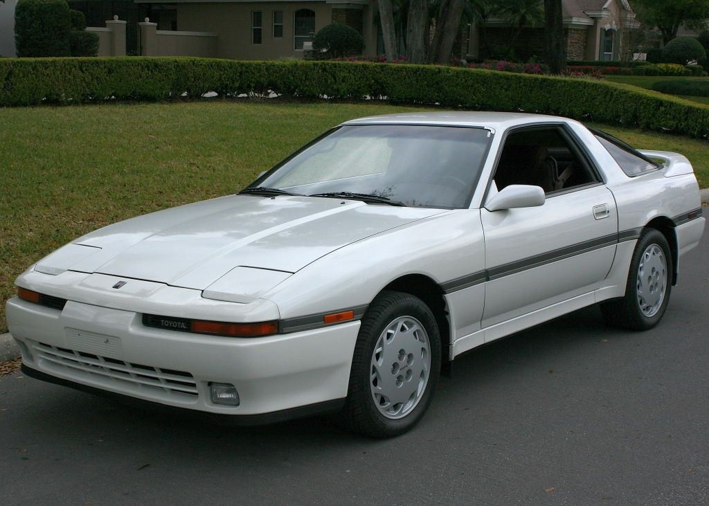1989 Toyota Supra Turbo Coupe Survivor