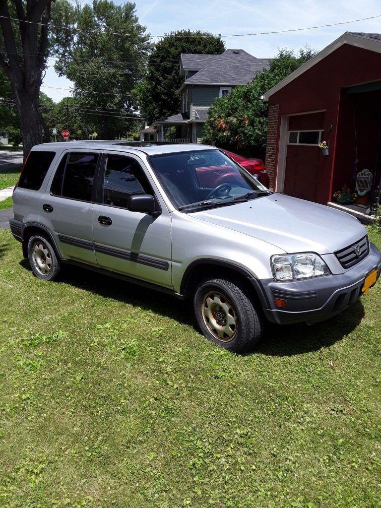 NICE 1999 Honda CR V LX