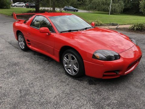 1999 Mitsubishi 3000GT VR-4, Final Production year 125 of 287 for sale