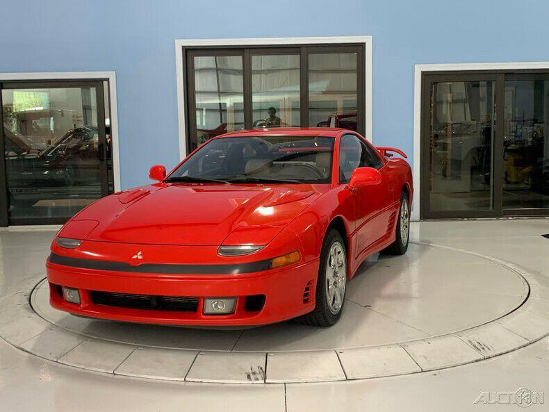 1993 Mitsubishi 3000gt VR 4 urbo 3L V6 24V Manual AWD Coupe