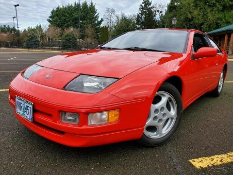 1996 Nissan 300zx 2+2, V6 24V Automatic, First owner! for sale