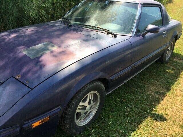 1981 Mazda RX-7 Project Car