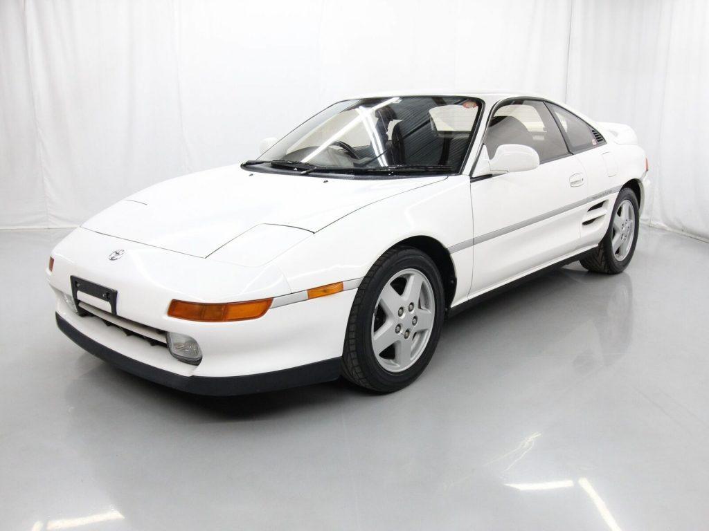 1992 Toyota MR2 GT-S