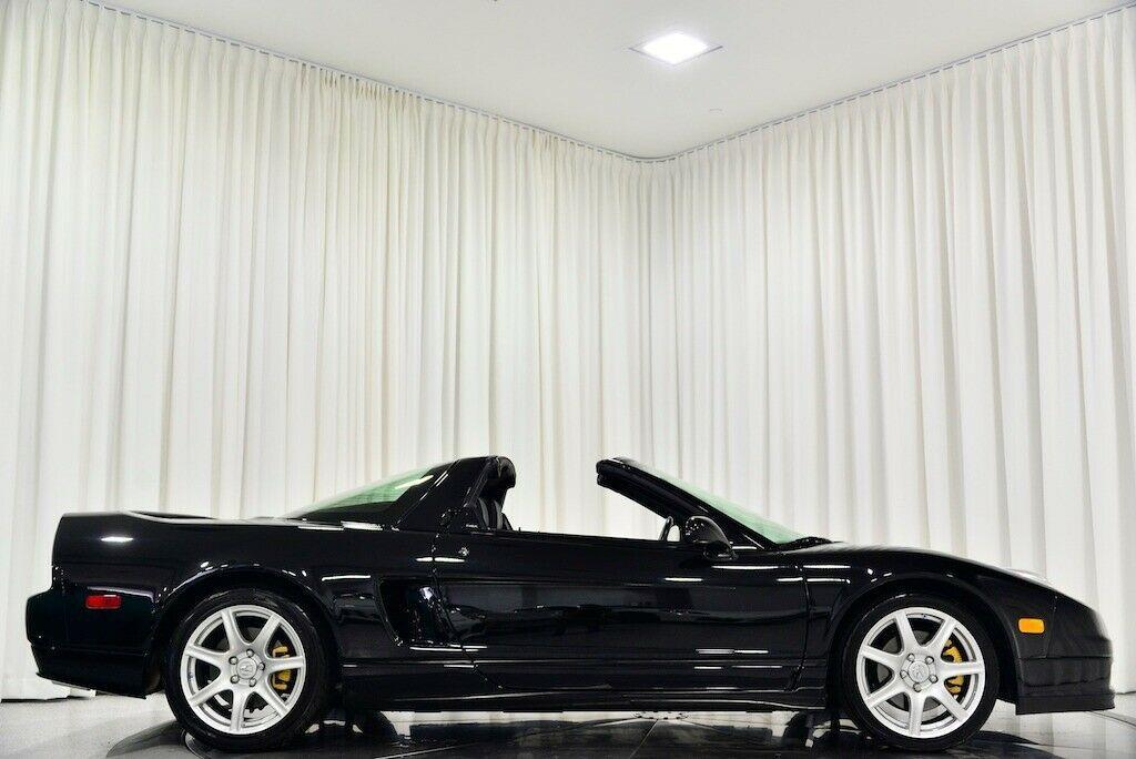 2005 Acura NSX T