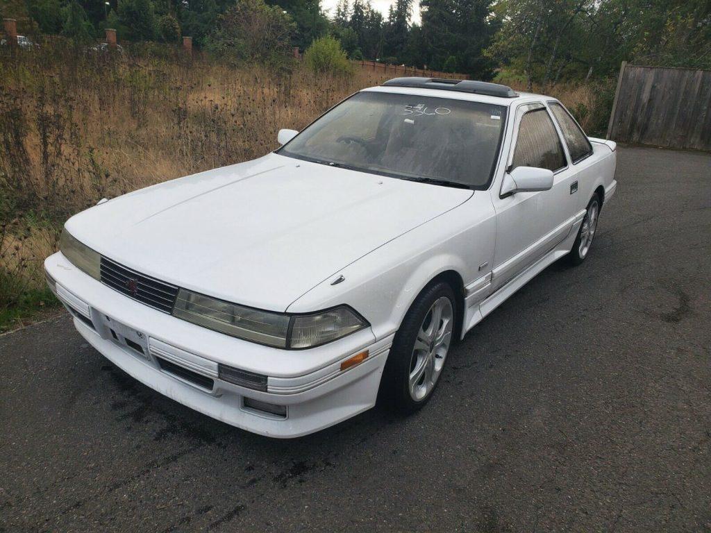 1989 Toyota Soarer 3.0 GT Limited.