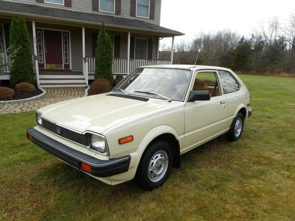 1983 Honda Civic [47,059 Orig Miles]