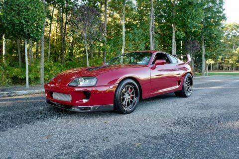 1994 Toyota Supra Turbo Manual for sale