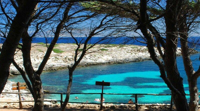 Cala Minnola Isola di Levanzo Escursioni in barca