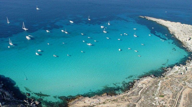 Cala Rossa Favignana Escursioni in barca