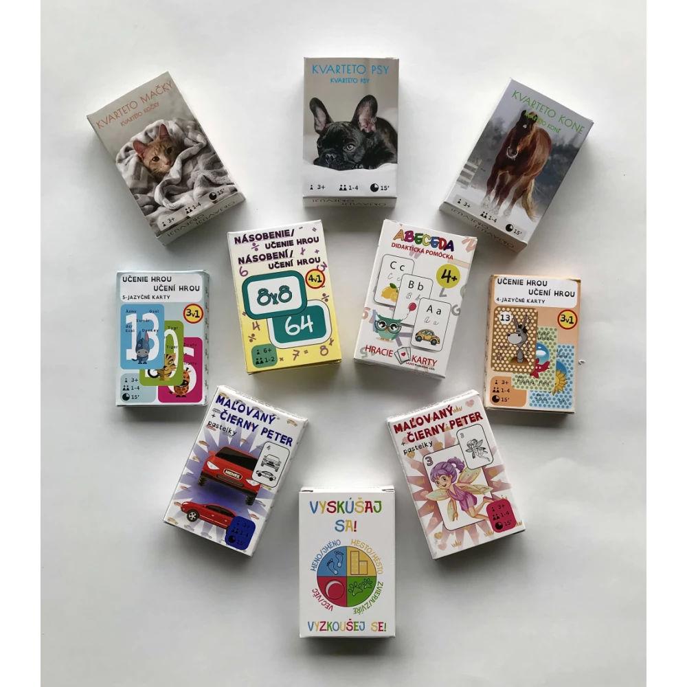 Lauko Promotion etablovaný výrobca hracích kariet