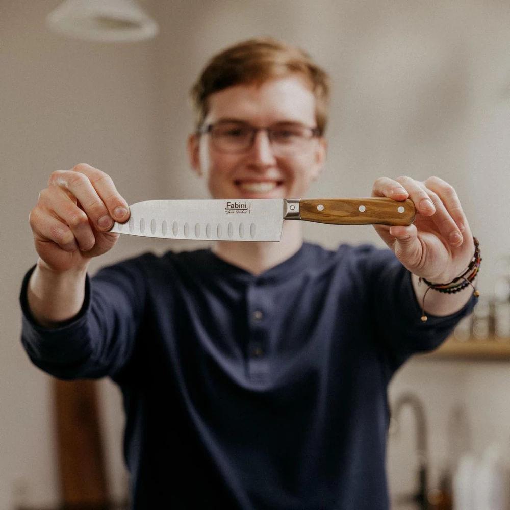 Jan Fabini a úspech s jeho kuchynským riadom