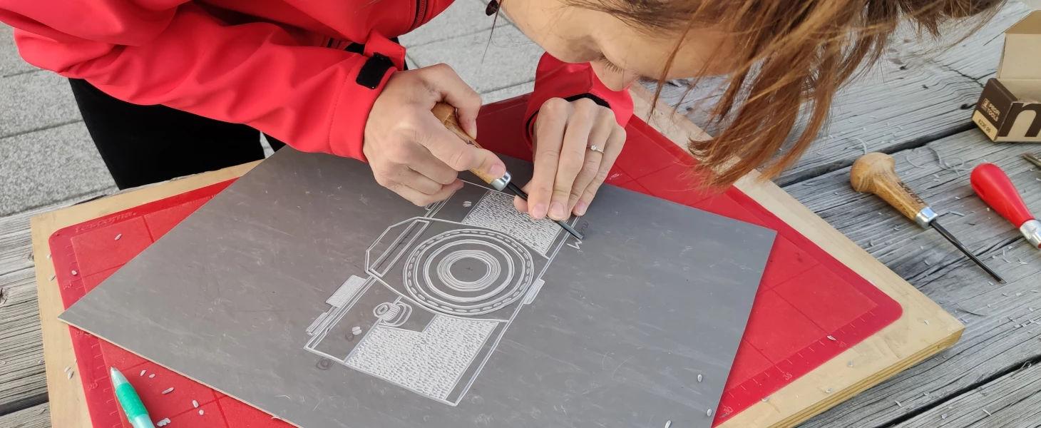 Betónové obrazy Litone