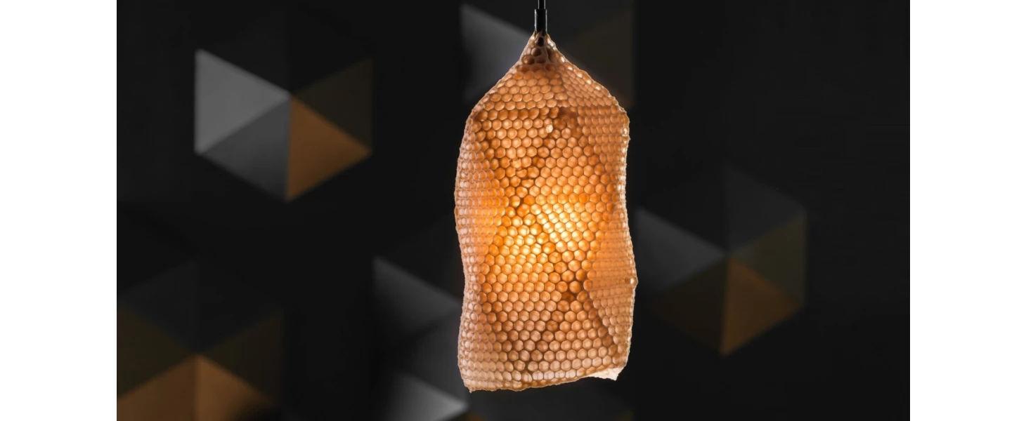 Včelie svetlo od dizajnéra Eduarda Seiberta