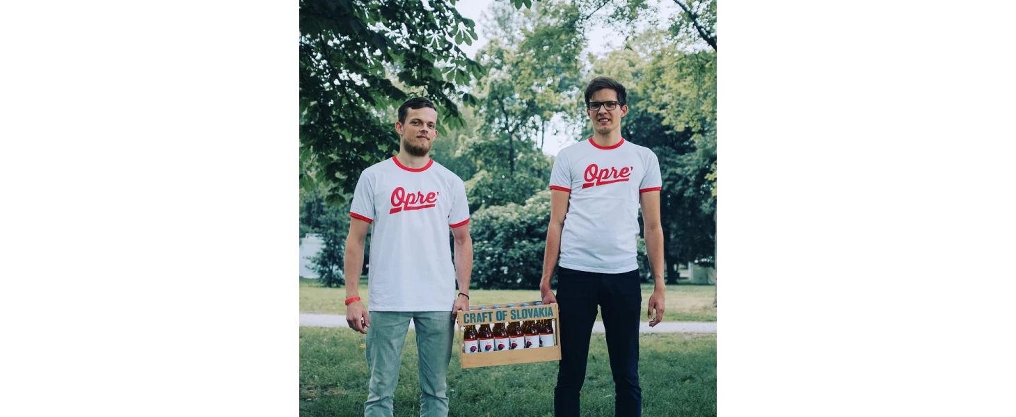 Bratia ktorí stoja za úspešnými značkami Opre a mellos