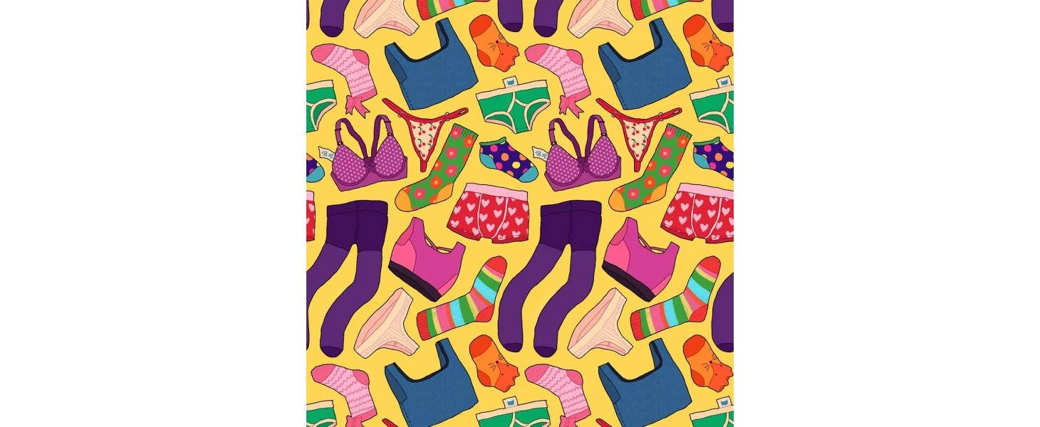 Made in Akostný výber 5 : Ponožky