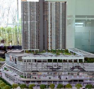 United Point Residence Model