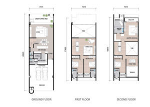alstonia floor plan