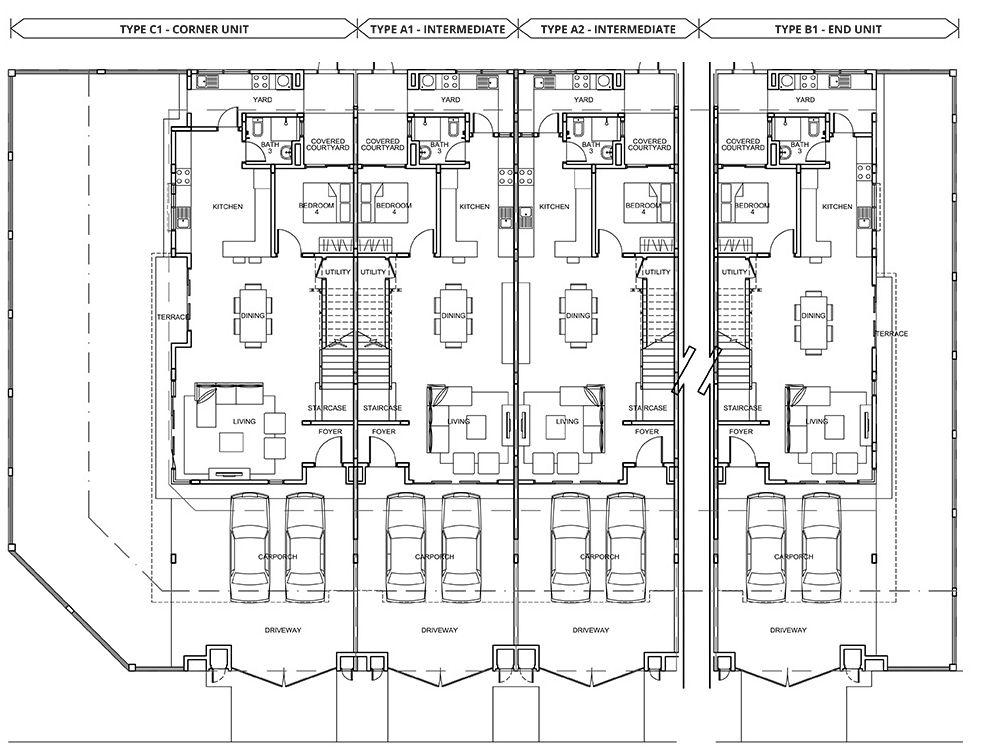 Gamuda Gardens - Lavena Floor Plan
