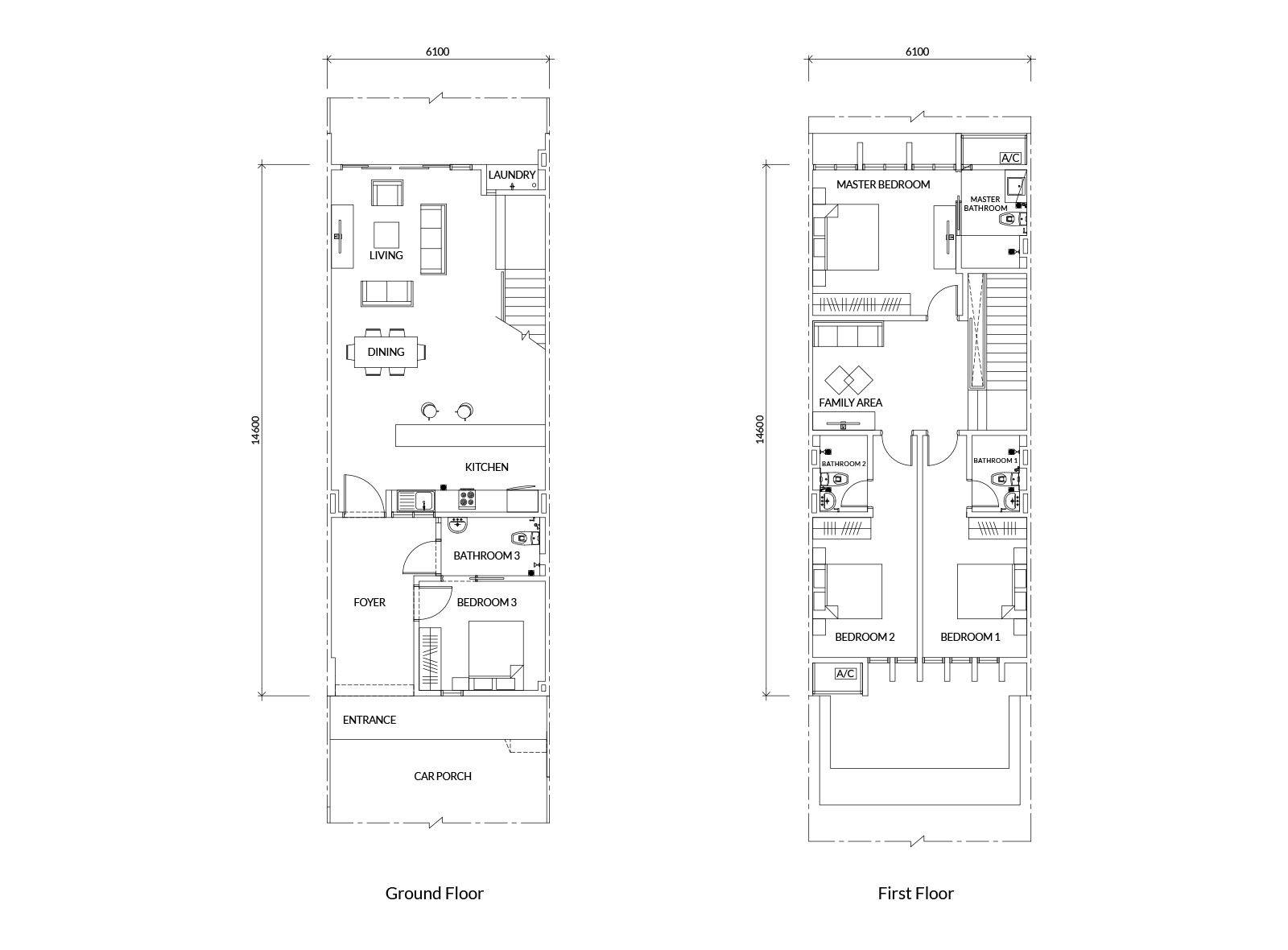 elmina valley phase 2 type B layout