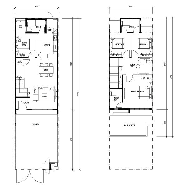 gamuda-cove-palma-sands-areca-floor-plan