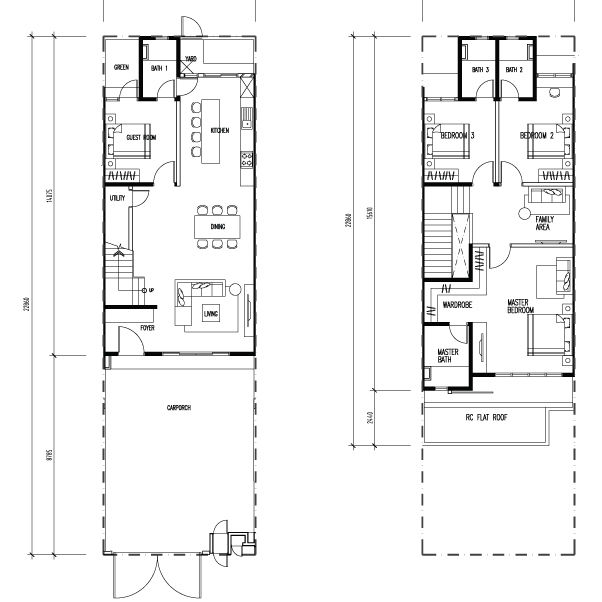 gamuda cove breeza floor plan