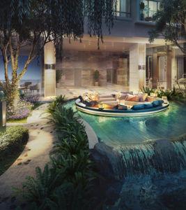 alstonia garden heights sunken pool