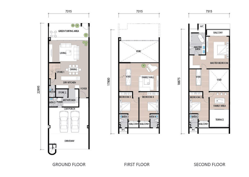 alstonia floor plan