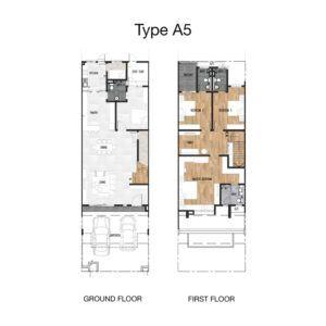 Joya Floor Plan Type A5