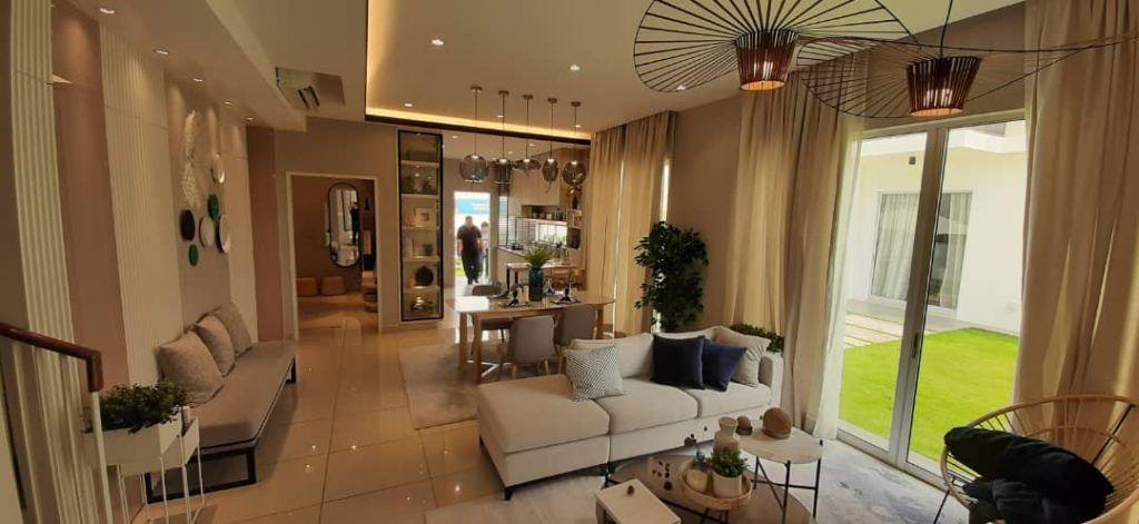 Gamuda Cove Areca Open Layout Concept